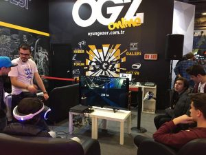 Gaming Istanbul 2017 (GIST) Impressions - 17