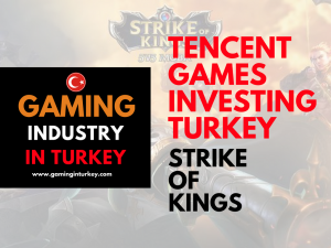 Tencent Games Investing Turkey With Mobile Moba Game