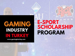 Esport Scholarship Program From Bahçeşehir University
