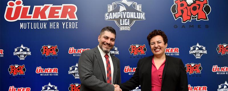 Ulker Sponsored League Of Legends 2017 Champions League