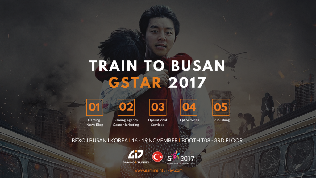After Gstar 2017 & Gaming In Turkey - 01