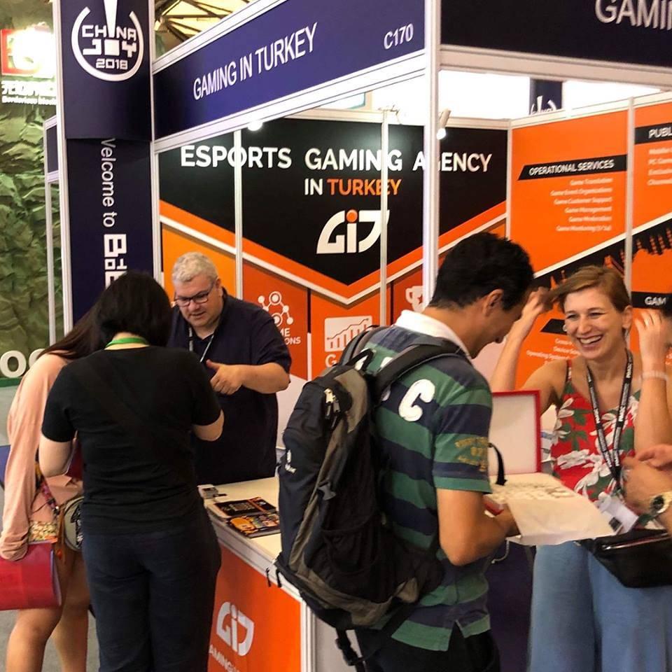 Chinajoy 2018 Experience & Gamex 2018 - 02