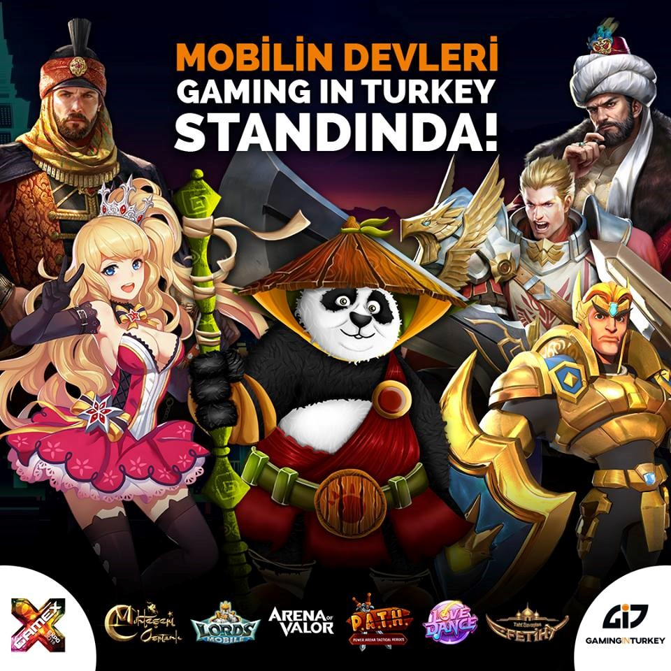 Gstar 2018 - Gaming In Turkey - 02