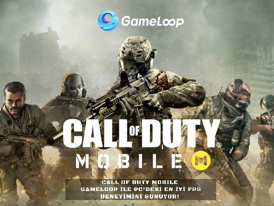 Gameloop Call Of Duty Mobile