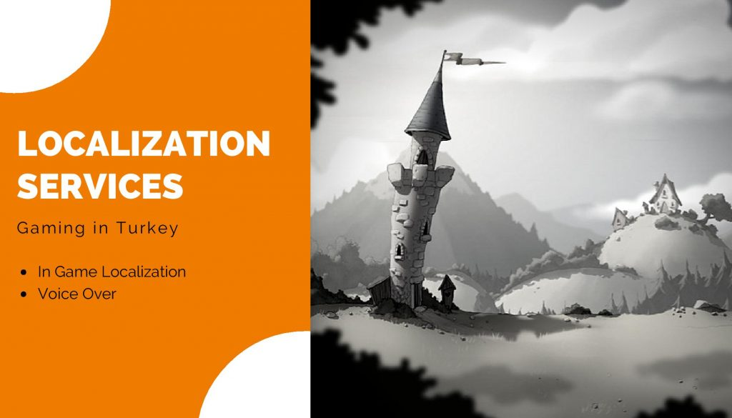 Localization Services - Gaming In Turkey Gaming Agency