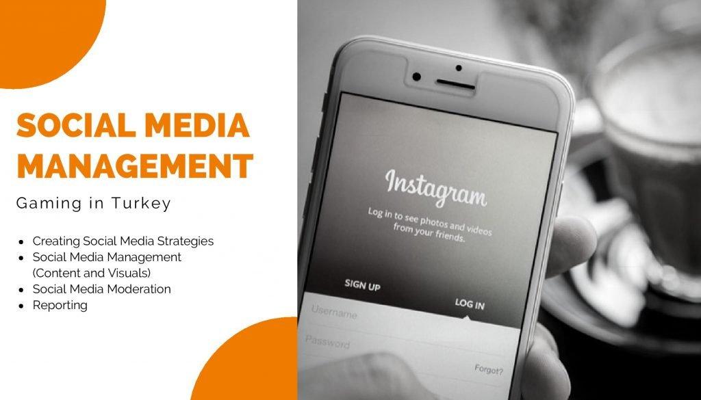 Game Social Media Management - Gaming In Turkey Gaming Agency