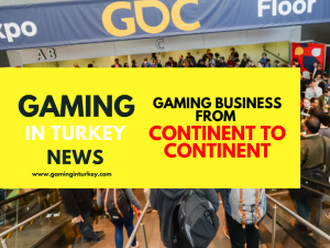 Gaming Business From Continent To Continent