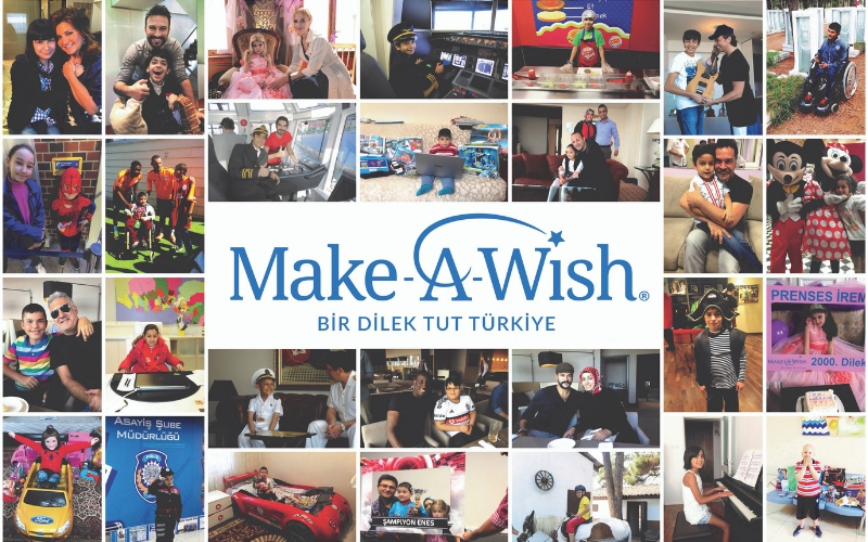Make-A-Wish And Gaming In Turkey Assembling For Children