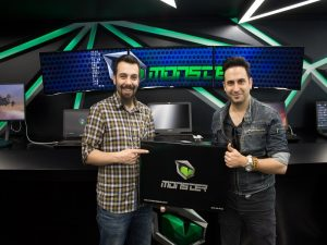 Monster Notebook And Gaming In Turkey Strategic Partnership - 05