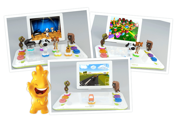 Toyji: Personalized Smart Toy Platform 02