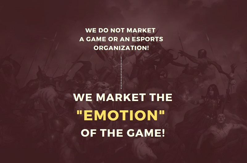 game and esports marketing